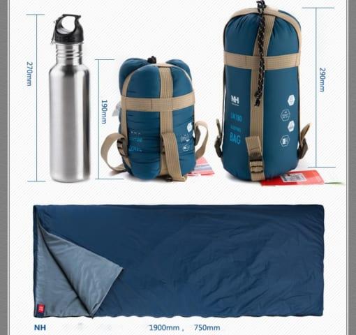 155-màu-Túi ngủ NH chống nước LW180-2