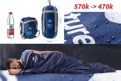 155-màu-Túi ngủ NH chống nước LW180-3