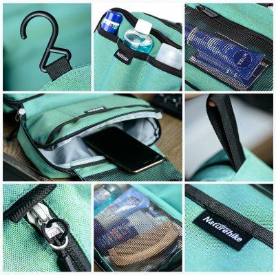 312-màu-Túi đựng đồ cá nhân cho nam chống nước NatureHike NH15X010-S-10