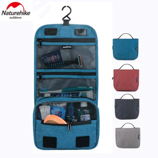 313-trắng-Túi đựng mỹ phẩm cầm tay chống nước NH17X001-S NatureHike-1