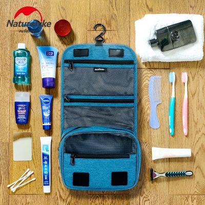 313-trắng-Túi đựng mỹ phẩm cầm tay chống nước NH17X001-S NatureHike-3