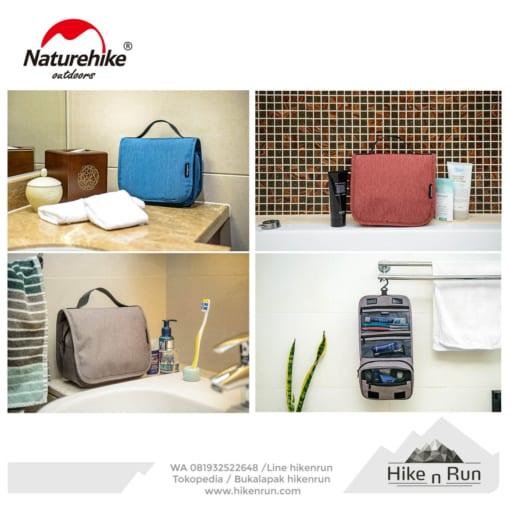 313-trắng-Túi đựng mỹ phẩm cầm tay chống nước NH17X001-S NatureHike-6