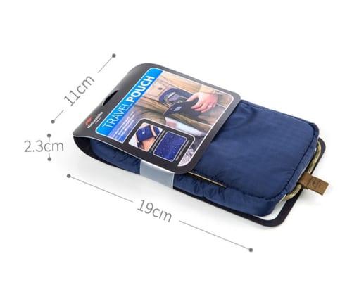 325-trắng-Túi đựng passport có dây đeo NATUREHIKE NH17X010-B-3