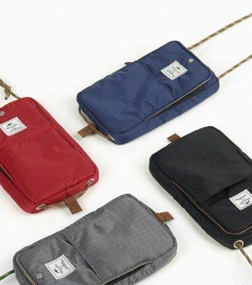 túi đựng passport có dây đeo cổ NatureHike NH17X010-B-11