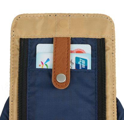 túi đựng passport có dây đeo cổ NatureHike NH17X010-B-16