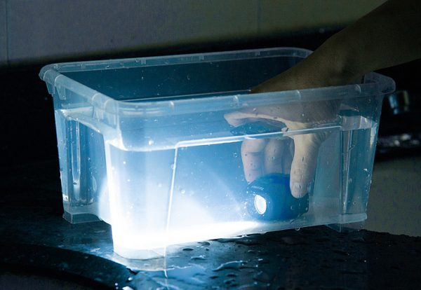 đèn đội đầu chống nước