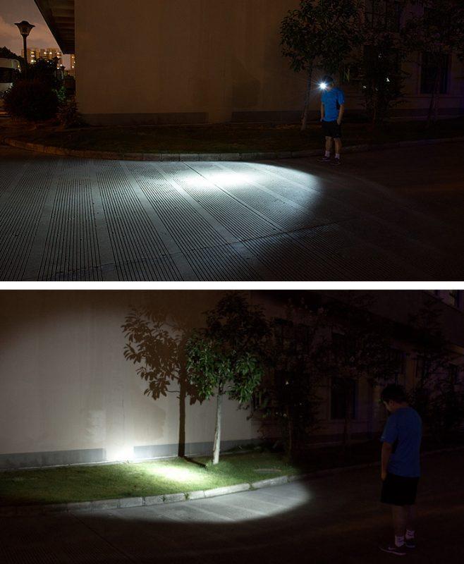 đèn đội đầu siêu sáng