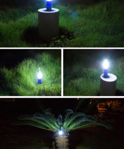 đèn treo lều