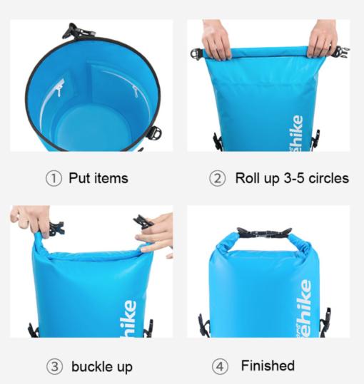 túi chống nước NH18F007-D-7