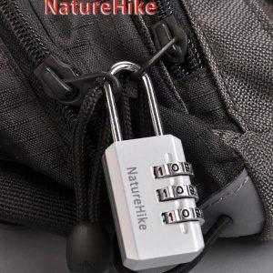 941-Khóa số Vali NatureHike NH15A002-Q-4