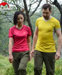 áo thun nhanh khô, thể thao NatureHike NH01Y016-V-5