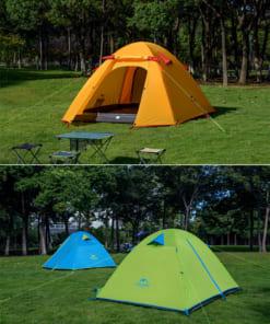lều cắm trại 2 người NatureHike NH15Z003-P-2