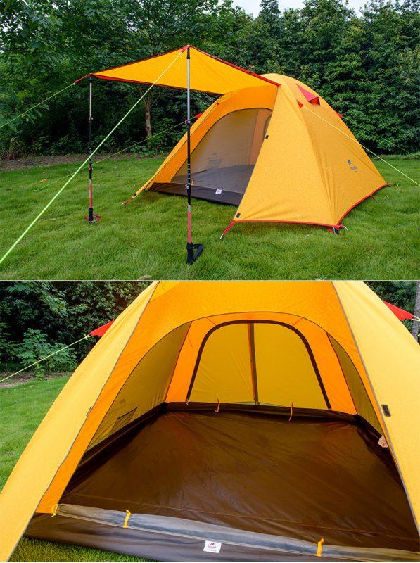 lều cắm trại 2 người NatureHike NH15Z003-P-5