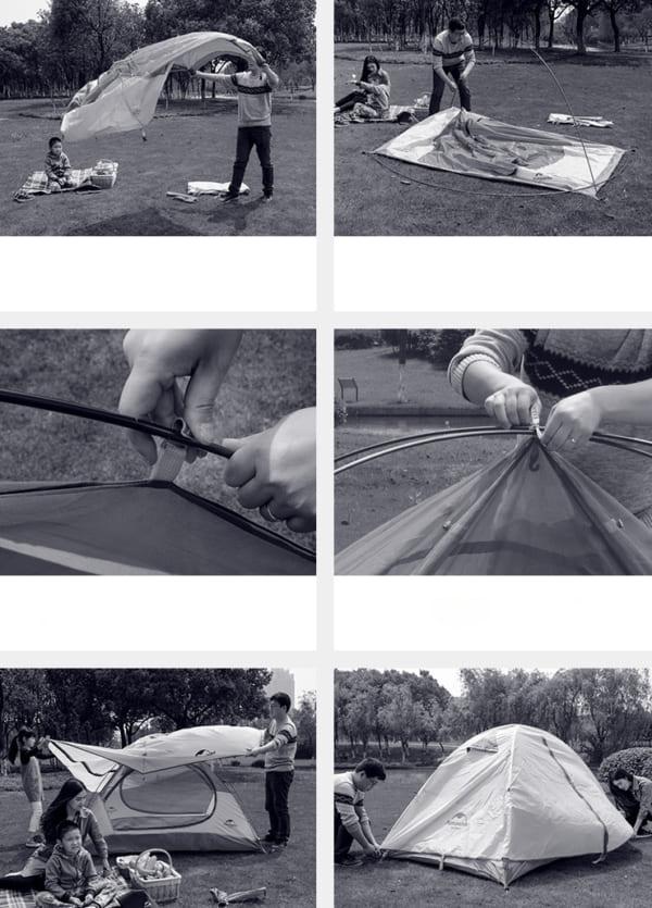 lều cắm trại 2 người NatureHike NH15Z003-P-6