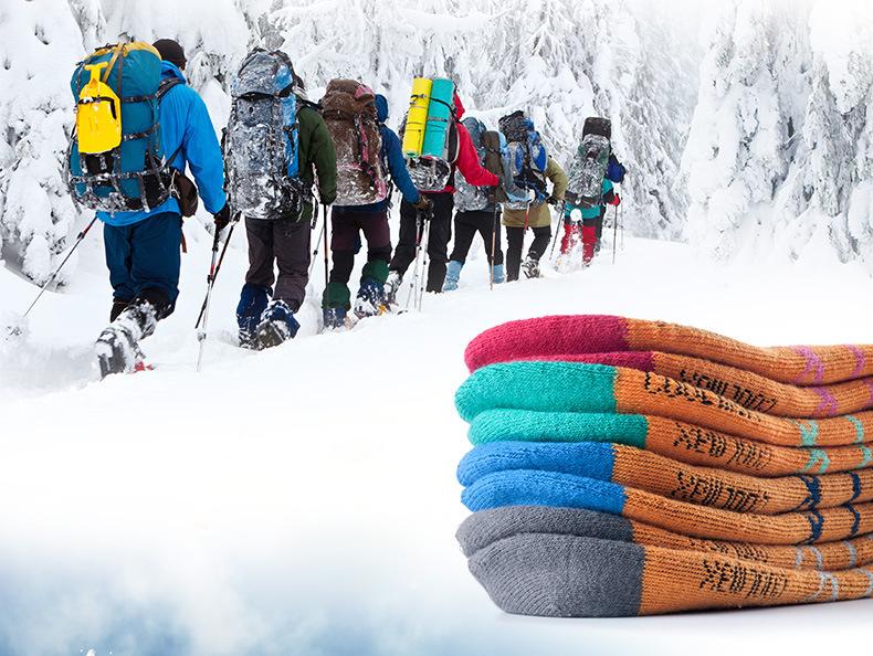 tất giữ nhiệt, đi tuyết NatureHike NH15A015-M-3