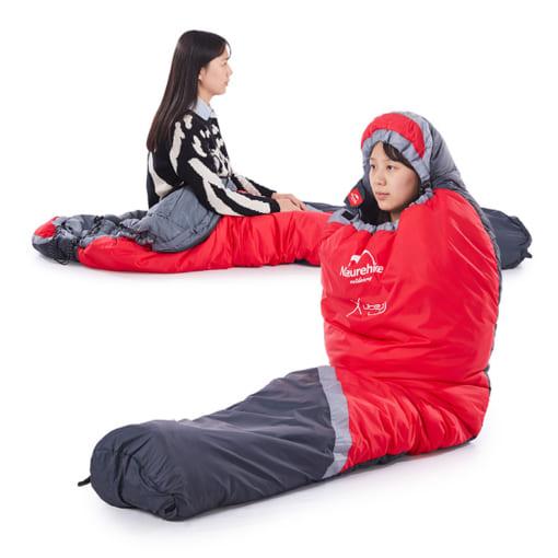 túi ngủ cao cấp NatureHike NH15S001-S LITE300-5