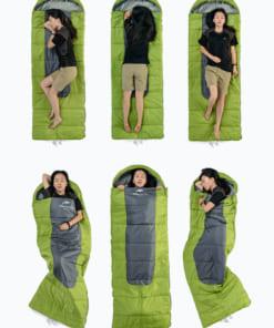 túi ngủ du lịch naturehike NH00F400-D F400-1