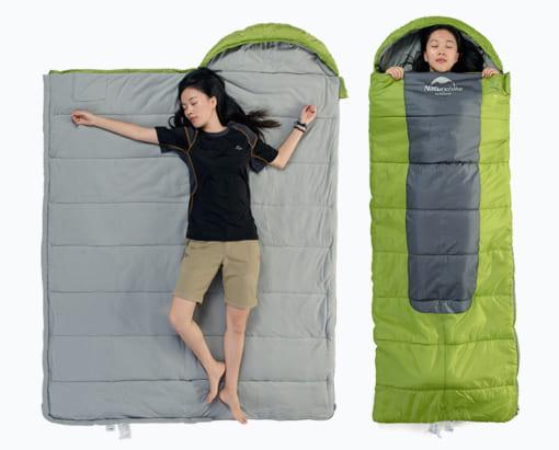 túi ngủ du lịch naturehike NH00F400-D F400-5