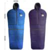 túi ngủ phượt NatureHike NH18J001-K-4