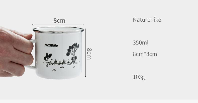 cốc nước du lịch NatureHike NatureHike NH17M001-B-4