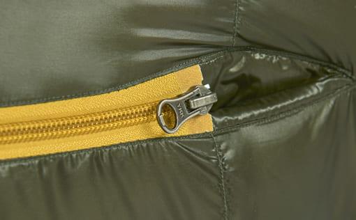 túi ngủ naturehike lông vũ NH15D800-K-4