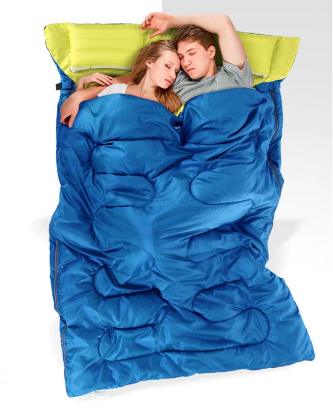 túi ngủ đôi NatureHike SD15M030-J-11