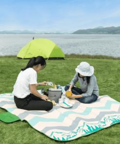 thảm picnic gấp gọn NatureHike NH17Y020-L-2
