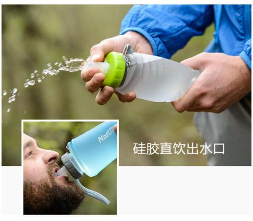 Bình đựng nước gấp gọn