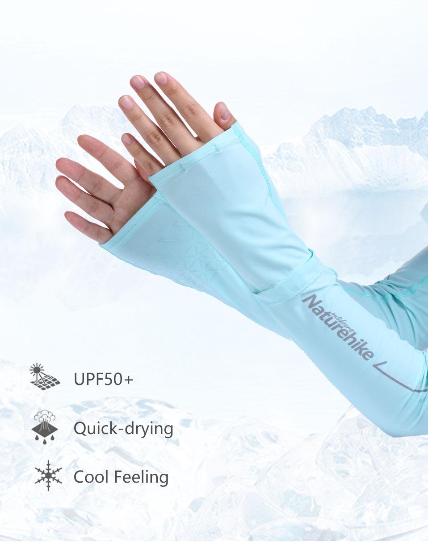 bảo quản găng tay chống nắng NatureHike NH19X004-T
