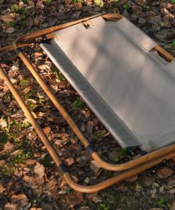 chất liệu cao cấp của ghế gấp du lịch vân gỗ NatureHike NH20JJ002