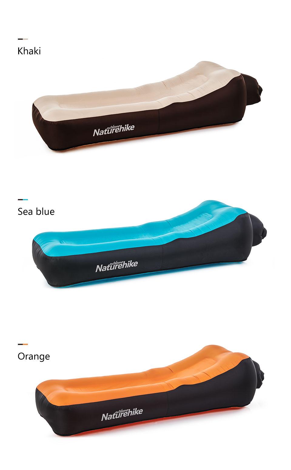 Công dụng của ghế sofa bơm hơi NatureHike NH20FCD05 đa năng
