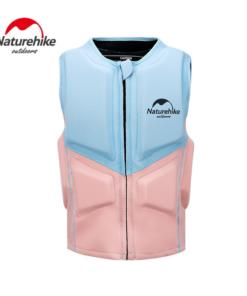 Áo phao bơi nam nữ chính hãng NatureHike NH20SP001