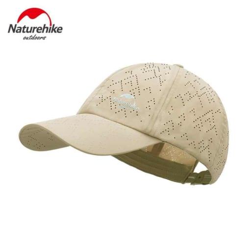Mũ lưỡi trai nam nữ thoáng khí NatureHike NH20FS003