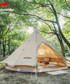 lều cắm trại glamping 5-8 người NatureHike NH20ZP005