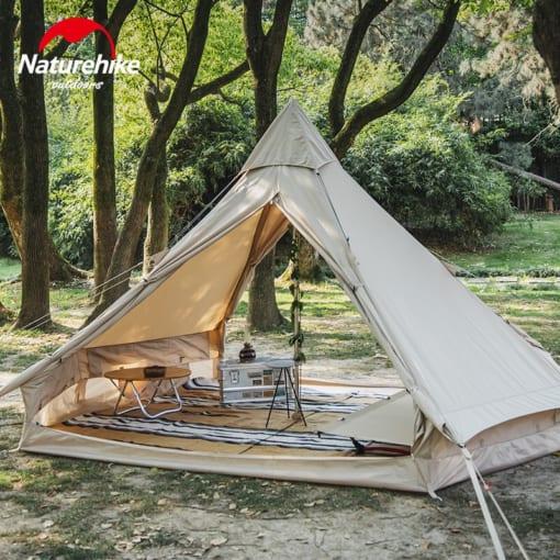 lều cắm trại NatureHike NH20ZP004 cho 3-4 người