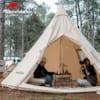 Lều cắm trại Glamping NatureHike NH20ZP002