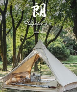 lều cắm trại 3-4 người NatureHike NH20ZP004