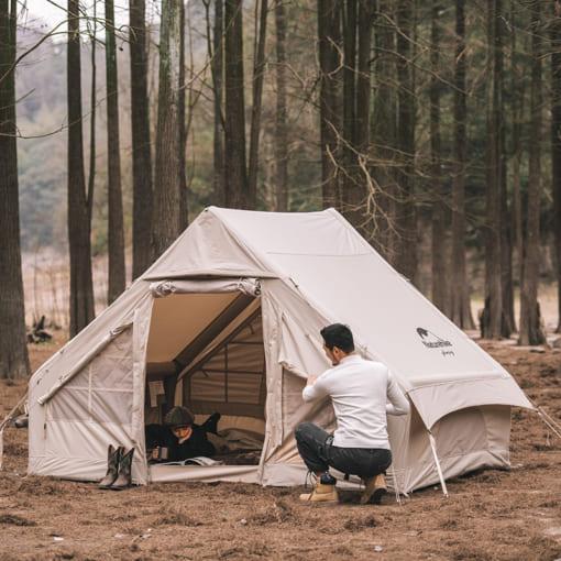 Lều Mông Cổ dành cho 2 – 4 người Glamping Naturehike NH20ZP009