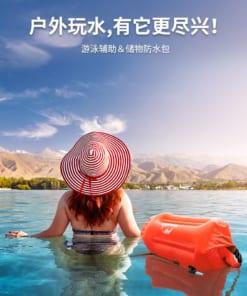 Túi đựng đồ bơi – kiêm phao bơi thời trang Naturehike NH17G003-G